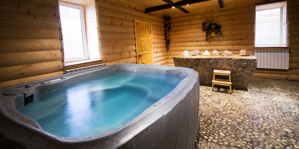 Perfection is Relaxing in Your own Spa